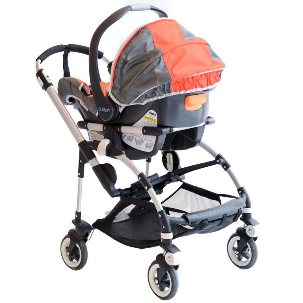 Bugaboo Car Seat Stroller Combo