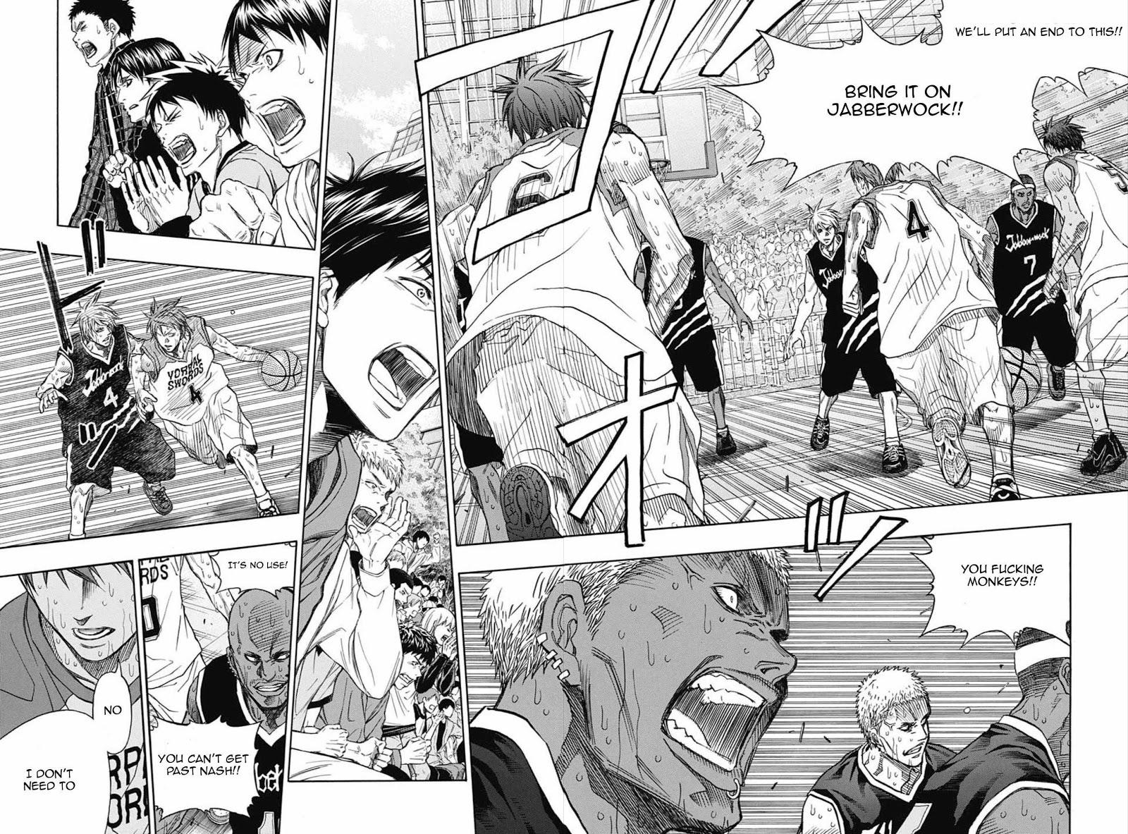 kuroko no basket movie extra game s