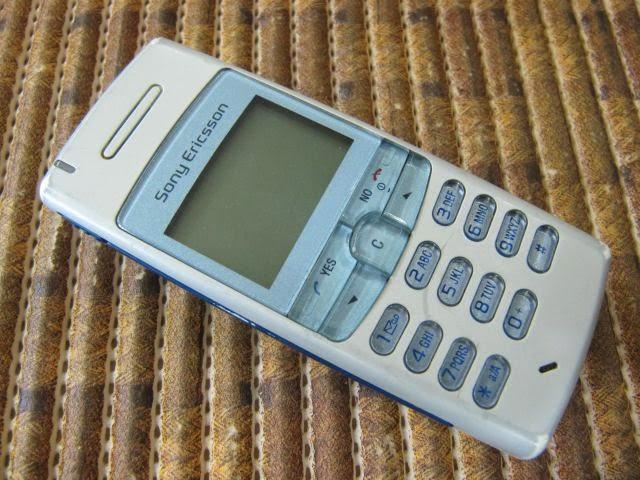 Spesialis Handphone Jadul Outdoor Sony Ericsson T100 Original