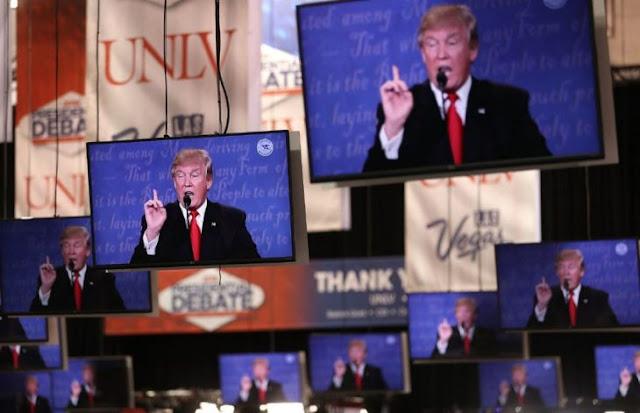 Trump toma 12 cocas al día y ve 8 horas de televisión