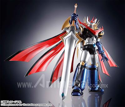 Figura Super Robot Chogokin Majin Emperor G Super Robot Wars V