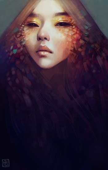 """Fragment"" por Anna Dittmann 