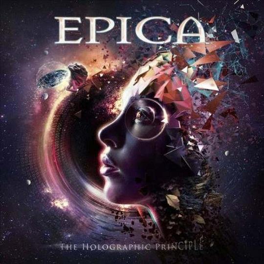 The Holographic Principle Lyrics