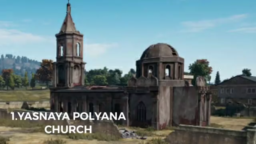7 Real Life Places In Pubg Mobile One Place Is From India