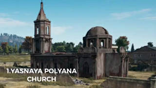 PUBG Mobile Church in real