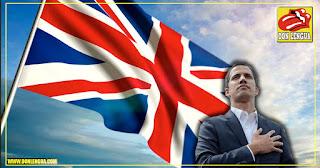Reino Unido anuncia oficialmente que reconocen a Juan Guaidó como presidente de Venezuela