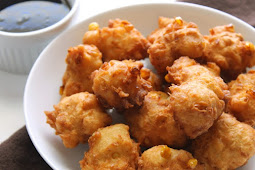 Corn Fritters Recipe From My Gram's Kitchen to Yours
