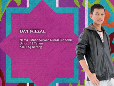 Keputusan Pemenang Da'i Akhir Nusantara 2016