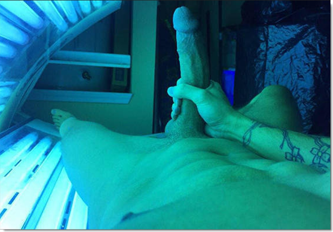 Naked tanning bed dildo, sex video internet free
