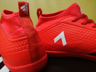 ee5ae822f ... black red original termurah di indonesia ncrsport new zealand sepatu  futsal adidas ace 17.3 primemesh clear grey white made in indonesia ready  size ...