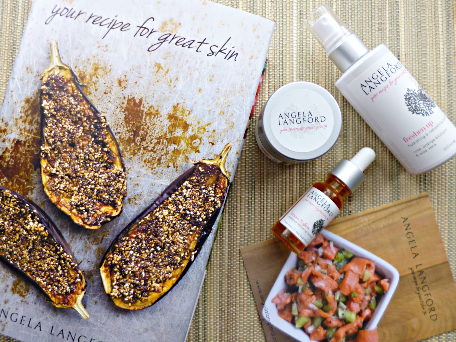 Angela Langford Skincare: Your recipe for great skin