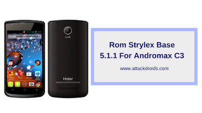 Rom Strylex Base 5.1.1 For Andromax C3