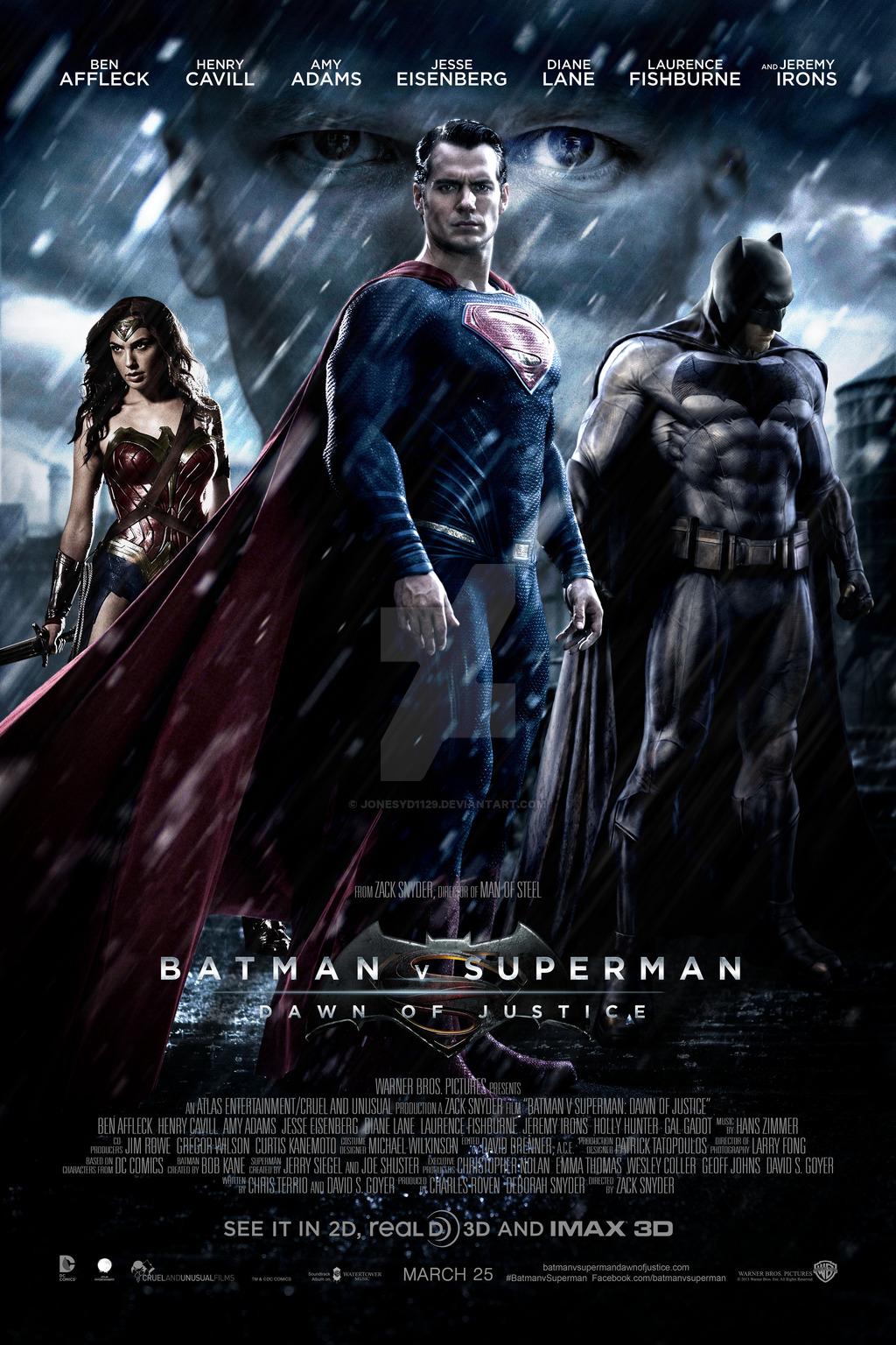 Batman V Superman Full Movie