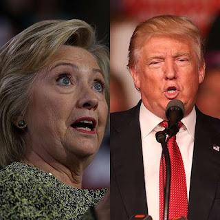 A poucos dias das eleições, Trump ultrapassa Hillary em pesquisa