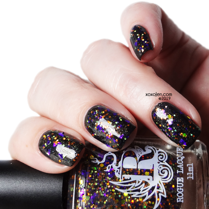 xoxoJen's swatch of Rogue Lacquer Hocus pocus