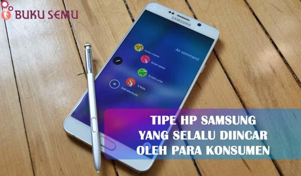Tipe Hp Samsung Yang Selalu Diincar Oleh Para Konsumen, note 5, bukusemu