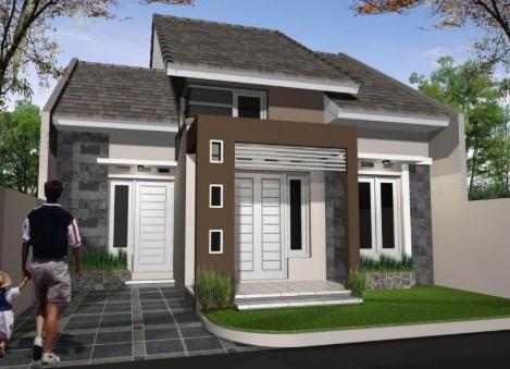 16 Desain Rumah Sederhana Tapi Mewah Terbaik 2019
