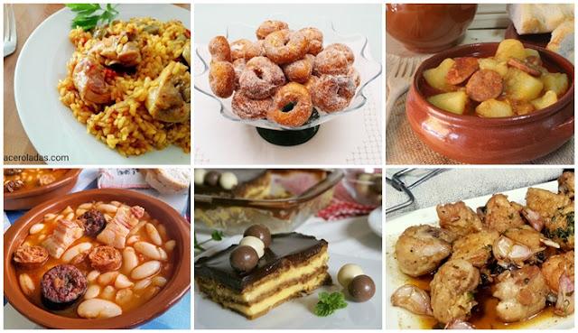 Recetas de platos caseros que nunca fallan