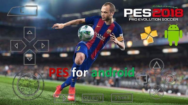 download pes 2018 for android
