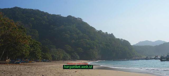 Gambar Wisata Pantai Tanjung Papuma Jember
