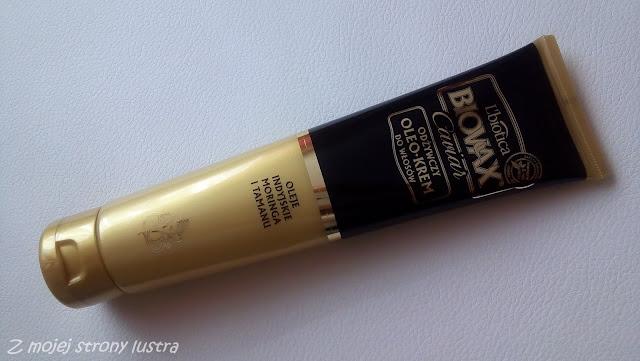 biovax oleokrem do włosów caviar oleje indyjskie moringa i tamanu