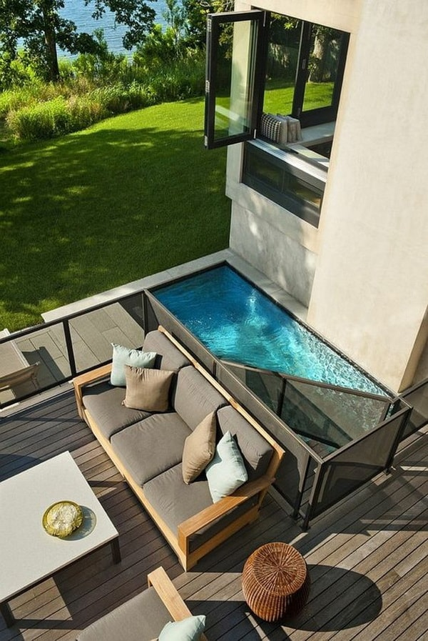 Pools For Small Yards Satisfying Eyes Pool Designs 2