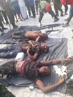Photos: Notorious Rivers State cult leader, kidnap kingpin, mass murderer, Don Wanni shot dead