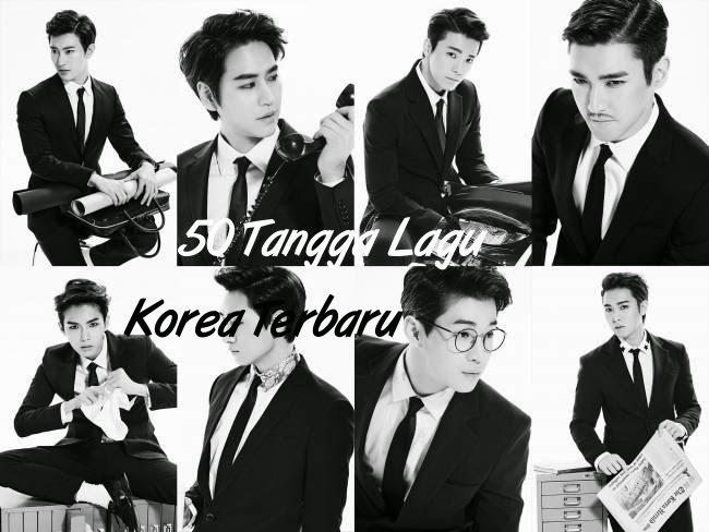 Tangga Lagu Korea Terbaru