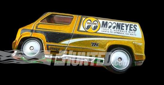 77 custom dodge van super treasure hunt