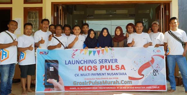 GrosirPulsaMurah.Com Bisnis Agen Kios Pulsa Elektrik Online Termurah Bandung Jawa Barat