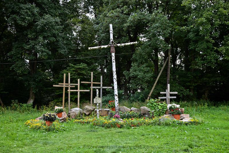Święty Krzyż,świętokrzyskie,Świętokrzyski Park Narodowy,Droga Królewska,sanktuarium