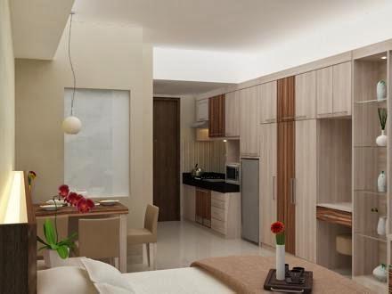 Product Design Desain Interior Apartemen Type Studio