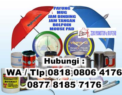 Sedia Merchandise Promosi dan Souvenir Perusahaan