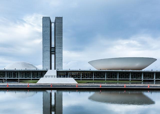 New US Embassy in Brasilia by Studio Gang