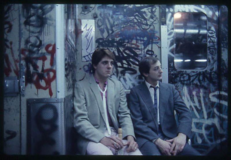 Amazing Photographs Of 1980s New York City Subway Through