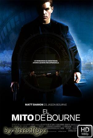 El Mito De Bourne [1080p] [Latino-Ingles] [MEGA]