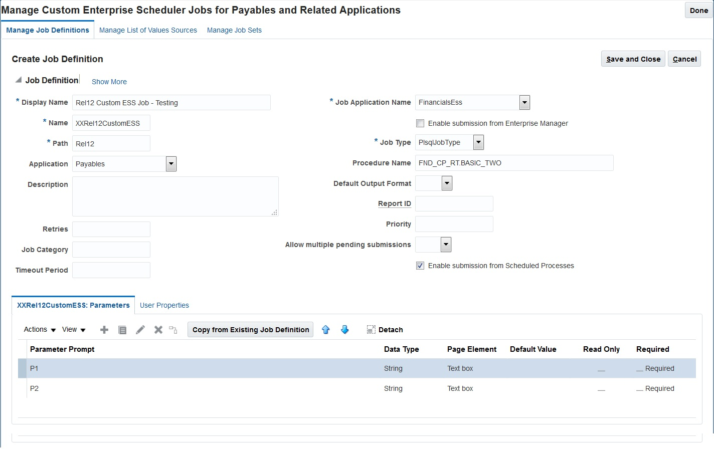 rohit s oracle apps blog ess job security in oracle fusion how we