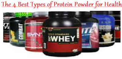 The 4 Best Types of Protein Powder