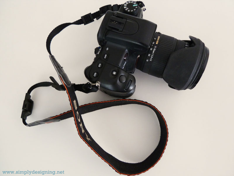 Sony DSLR Camera