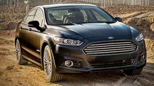 2016 Ford Fusion Hybrid Titanium Review Australia Car
