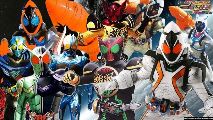 Download Kamen Rider × Kamen Rider Fourze & OOO Movie War Mega Max Sub Indo – Movie Tersedia dalam format MP4 HD Subtitle Indonesia.