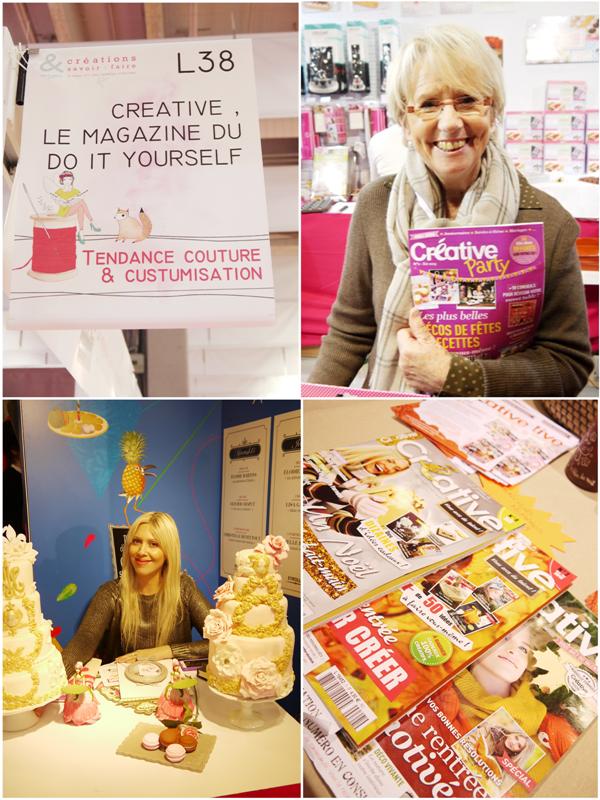 Mes photos du salon Créations et Savoir-Faire 2013 | BirdsParty.fr