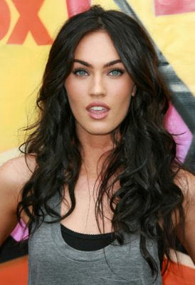 Megan Fox Hairstyles | My Experience Hairstyle