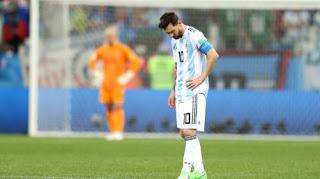 Argentina Masih Berpeluang Lolos ke 16 Besar Piala Dunia 2018