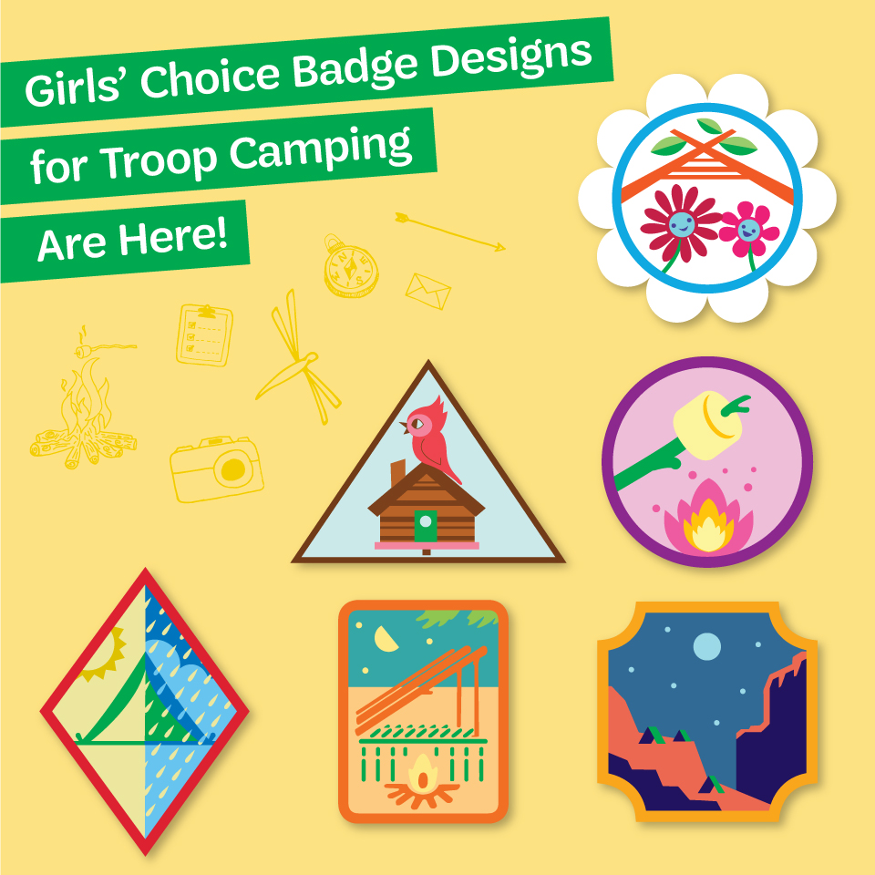 the results are in meet the winning girls choice badge designs