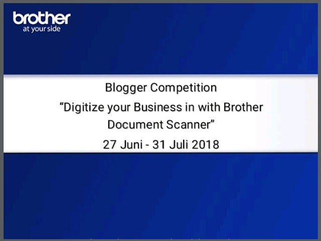 info lomba scanner brother