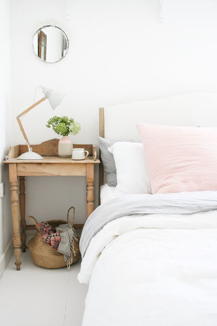 bedroom, home decor, bedroom decor, pinterest, pink and white, colour scheme