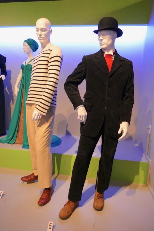 Antonio Banderas Alex Rich Genius: Pablo Picasso costumes