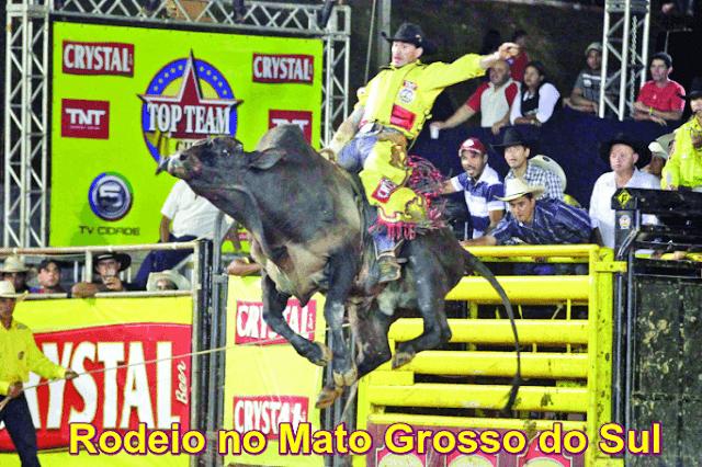 Agenda de Rodeio Mato Grosso do Sul