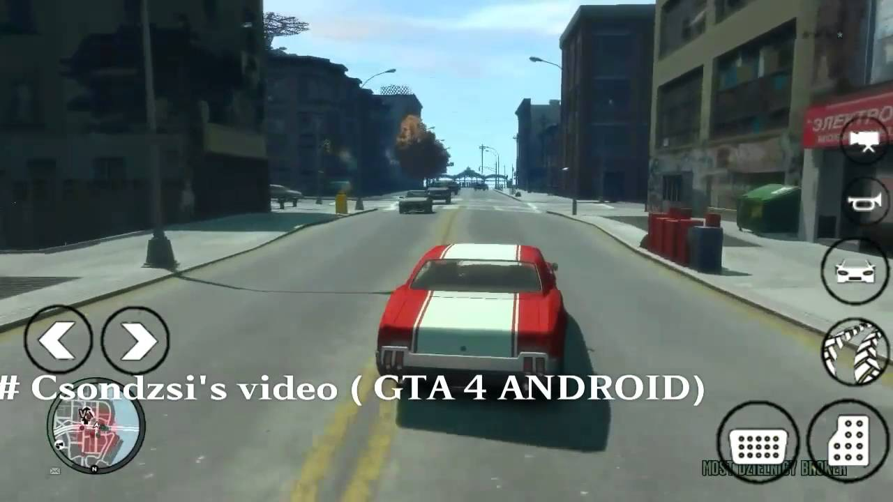 Gta 4 Android - Techno Gamer